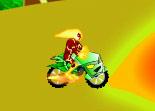 Alien Motorbike