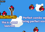 Angry Birds Cannon 3 For Valentine's Day