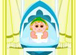 Baby Sitting Game