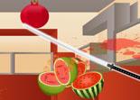 Fruit Cutting Game