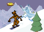 Ghost Attack Scooby-Doo!'s