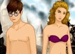Harry Potter Dressup