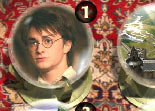 Harry Potter's Crystal Ball Game