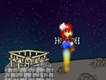 Mario Lost In Space