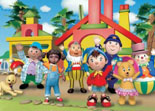 Noddy : Rotate Puzzle