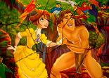 Puzzle Mania – Jane Porter And Tarzan