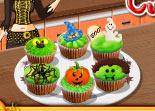 Sara's Cooking Class – Halloween Cupcakes