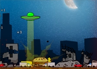 Saucer Destruction 3