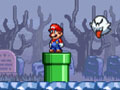 Super Mario Bros Star Scramble 2 – Ghost Island