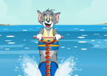 Tom And Jerry – Super Ski Stunts