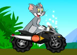Tom And Jerry – Tom Super Moto