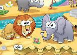 Zoo Hidden Numbers Game