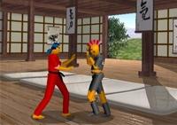 Jeux d'arts martiaux
