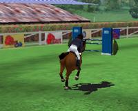 Jeux d'équitation