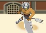 Jeux de gladiateur