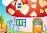 smurf-house-decorating